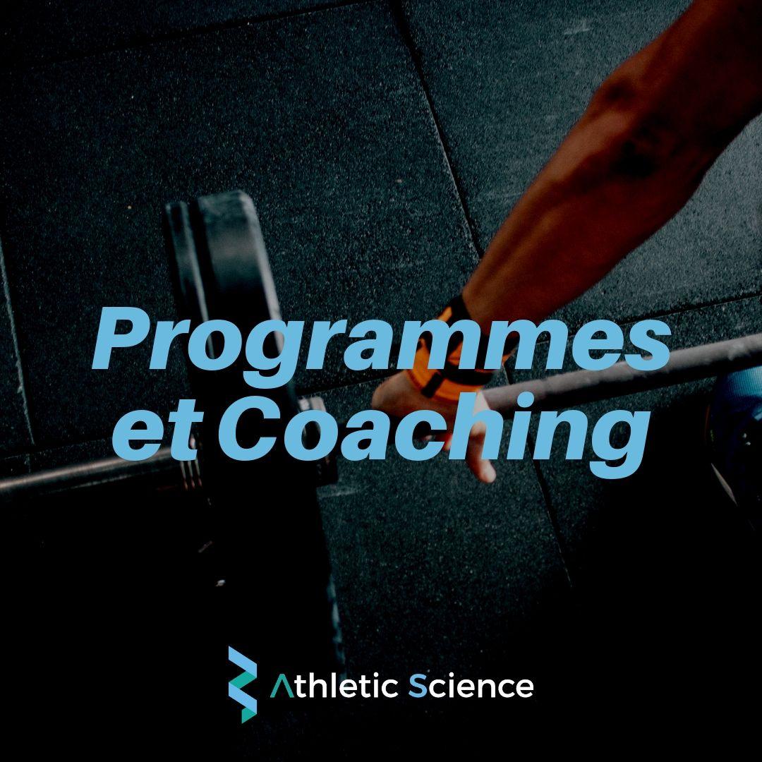 Programme et Coaching